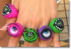 目玉指輪アソート
