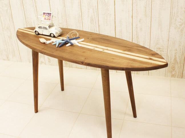 サーフボードテーブル